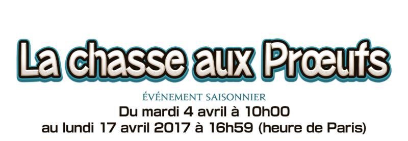 La Chasse aux Proeufs 2017 - Vieille Gridania U08e9m10