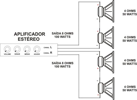 B16 Som - Módulo - Alto Falantes  Img0310