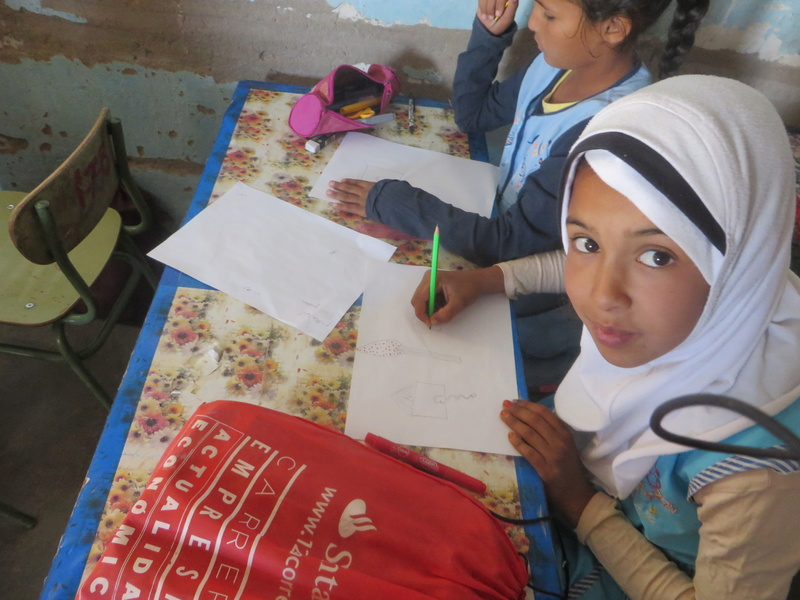 Cuaderno de campo: expedición Campos de Refugiados Saharauis en Tindouf ( Argelia) - Página 3 Img_1411