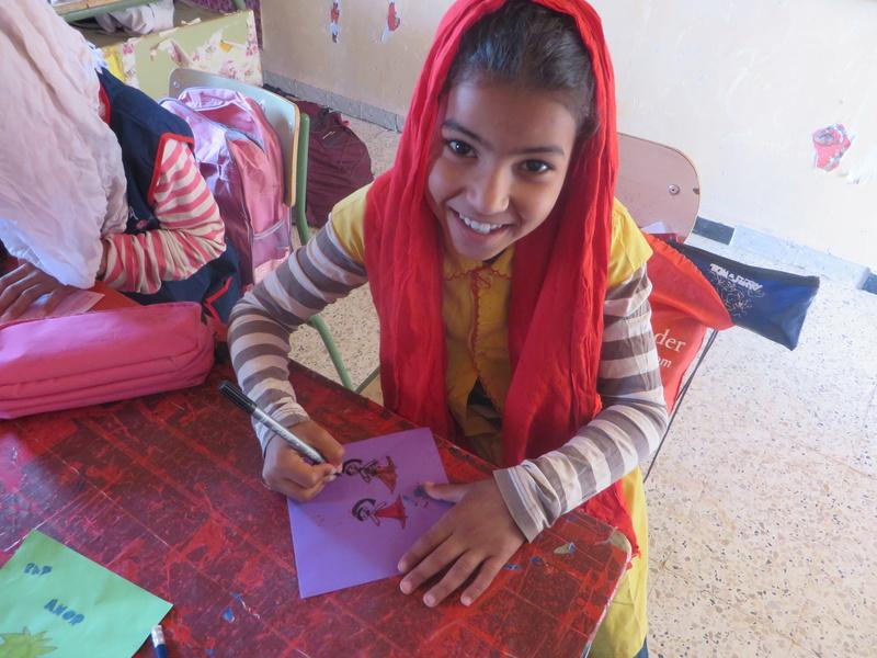 Cuaderno de campo: expedición Campos de Refugiados Saharauis en Tindouf ( Argelia) - Página 3 Img_1412