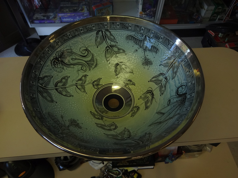 Gorgeous Oceanic themed Bowl no markings Help please! April_10