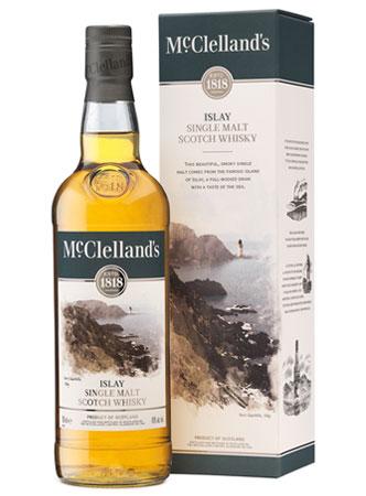 McClelland's islay, 45.00$ Mcclel10