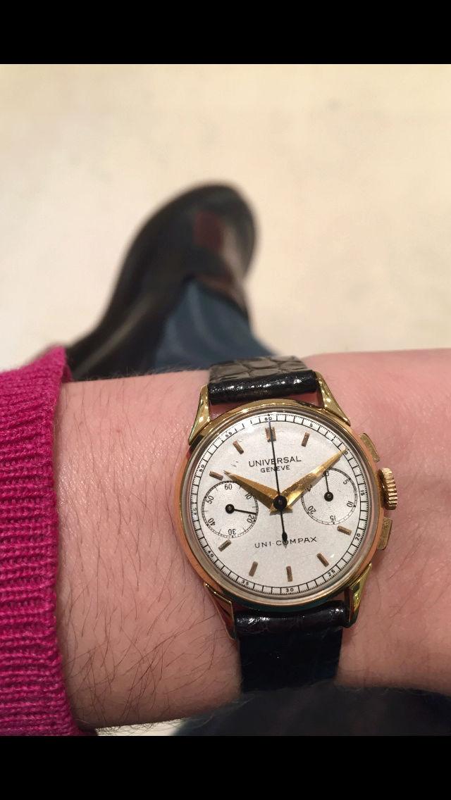 [SUJET OFFICIEL] : Les montres pour dames ❤ Img_4916
