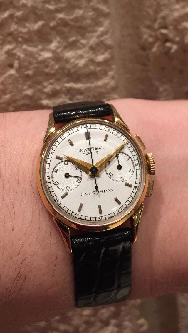 [SUJET OFFICIEL] : Les montres pour dames ❤ Img_4917