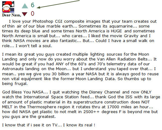 Operation: Spread Flat Earth Truth - Page 3 Dearna10