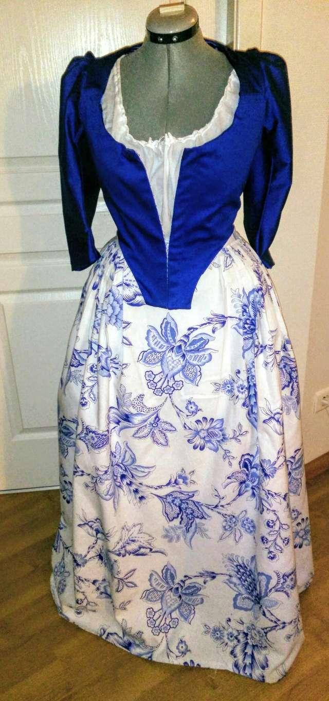 [Histo - en cours ] Première robe à l'anglaise bleue Img_2031