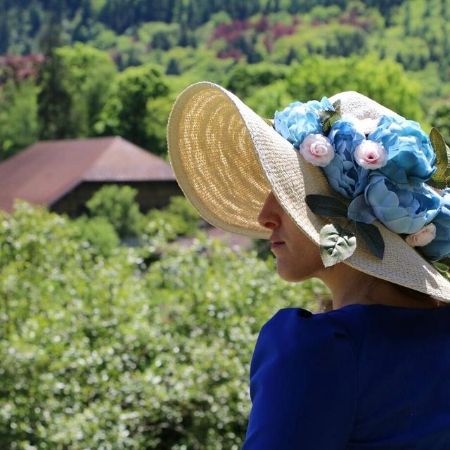 [Histo - en cours ] Première robe à l'anglaise bleue Img_2036