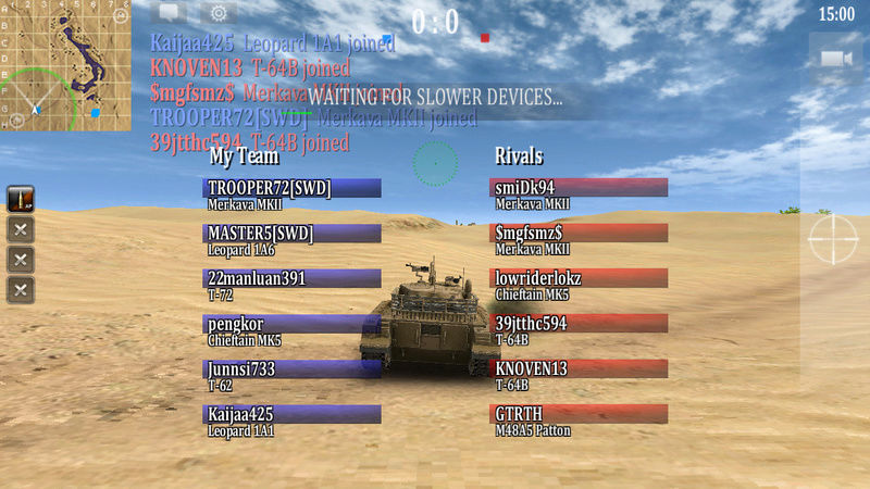 Shadow Warriors of Red Demise (SWD) Screen27