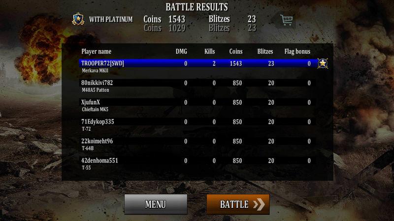 zero kills results screen Screen30