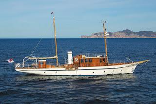 Projet construction : yacht de 1907 Ilona of Kylesku Ilona-10