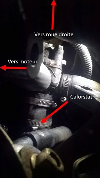 Chauffe moteur anormale Diapos10
