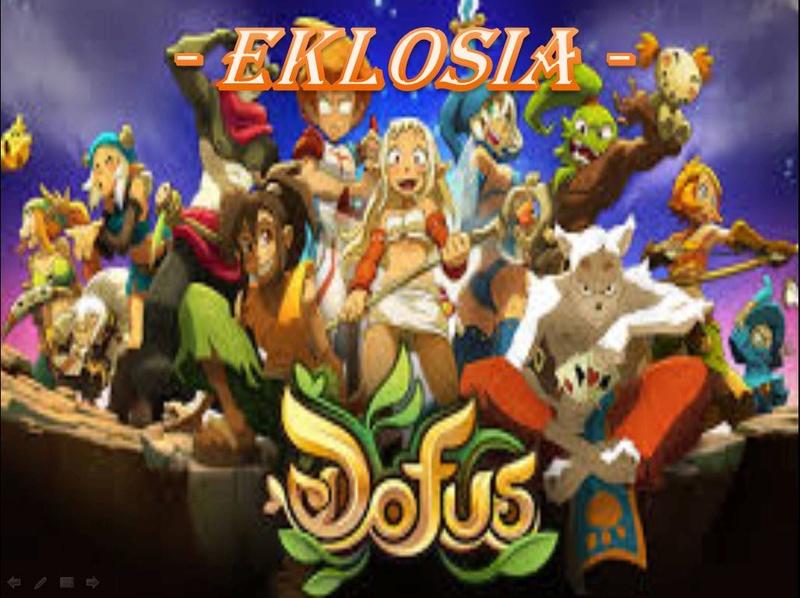 - Eklosia -