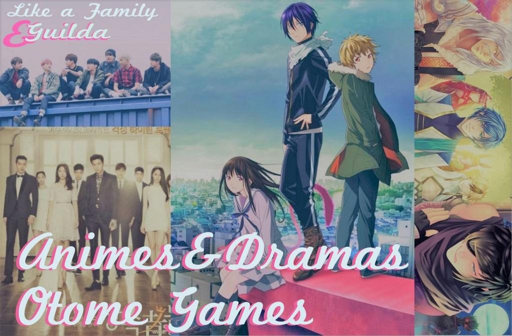 Animes&Dramas-kpop