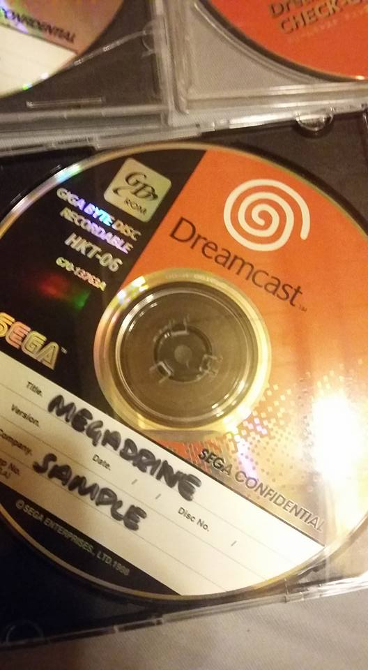 Ma collection dreamcast Megadr11