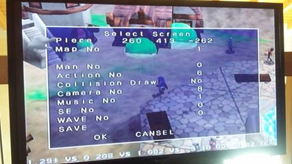 Time Stalkers dreamcast beta informations  Time10