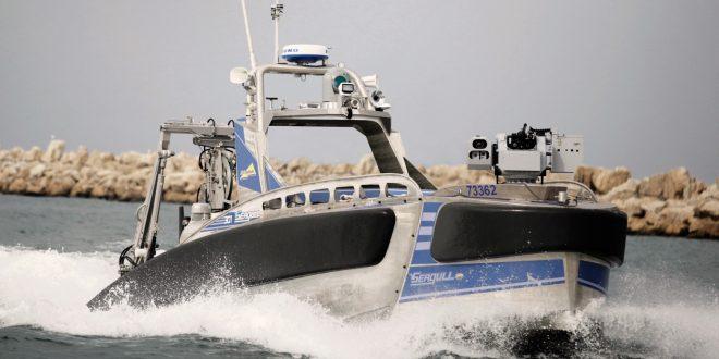 """زورق """"سيغل""""  Naval-10"""