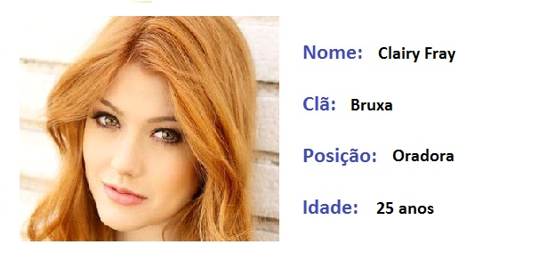 Personagens  Clairy10