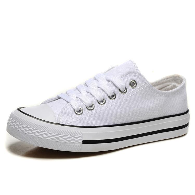 Модная женская обувь из парусины  20170319