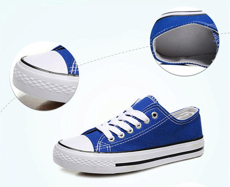 Модная женская обувь из парусины  Qqua2012
