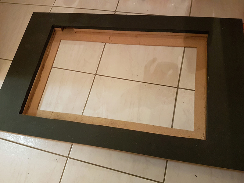 [WIP] La table de salon - Pincab 20170425