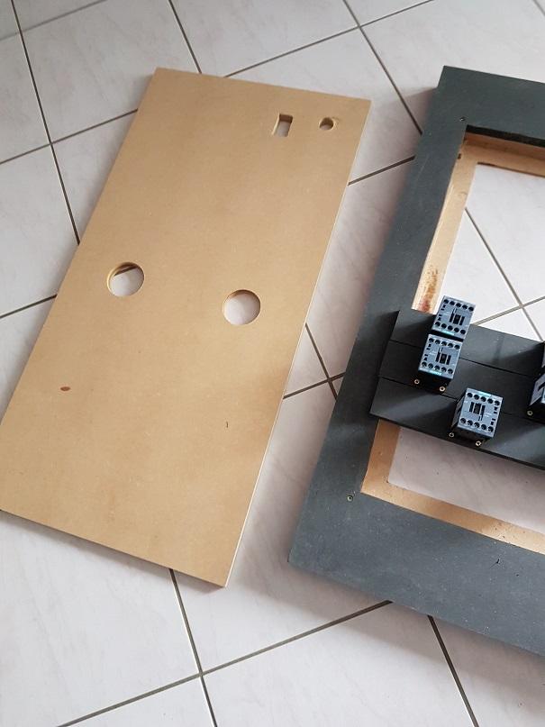 [WIP] La table de salon - Pincab 20170513
