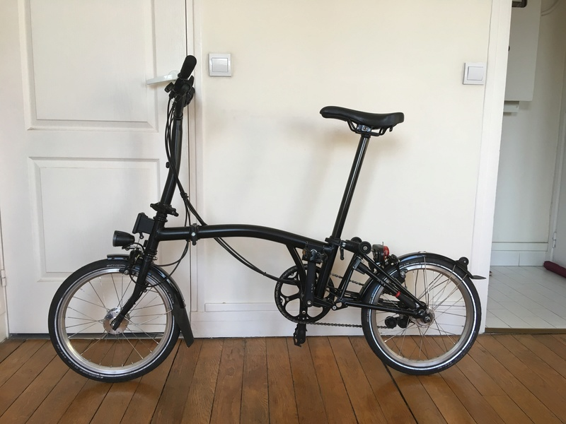 Brompton M6L Black Edition 2017 Hub Son - 1500€ Img_1410
