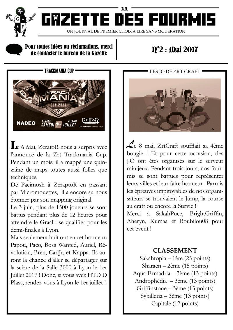 La Gazette des fourmis - Mai 2017 La_gaz26