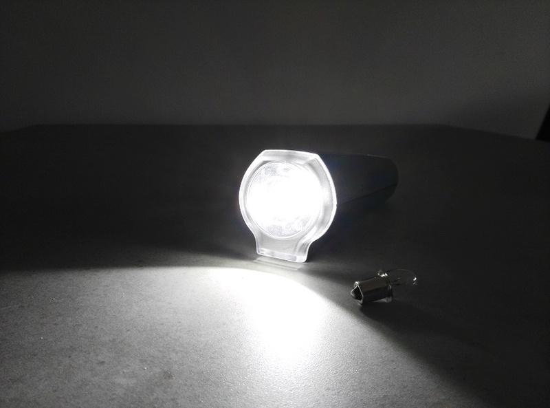 Bombillas LED en C4 Picasso de 2016 Img_2017