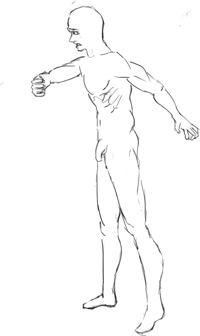 Semaine de dessin les bases 1 - Page 3 Male_n10