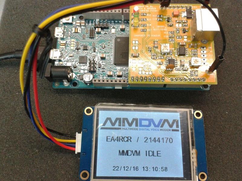 Placas NTH es sus distintas versiones para trabajo en digital multimodo - DMR - D-Star - C4FM - P25 Photo_12