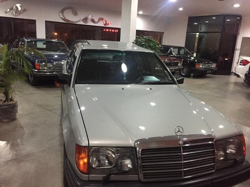 (VENDIDO): W124 300E 1990 R$29.900,00 Img_2010