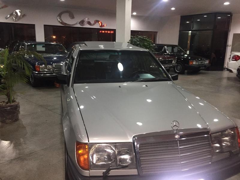 (VENDIDO): W124 300E 1990 R$29.900,00 Img_2011