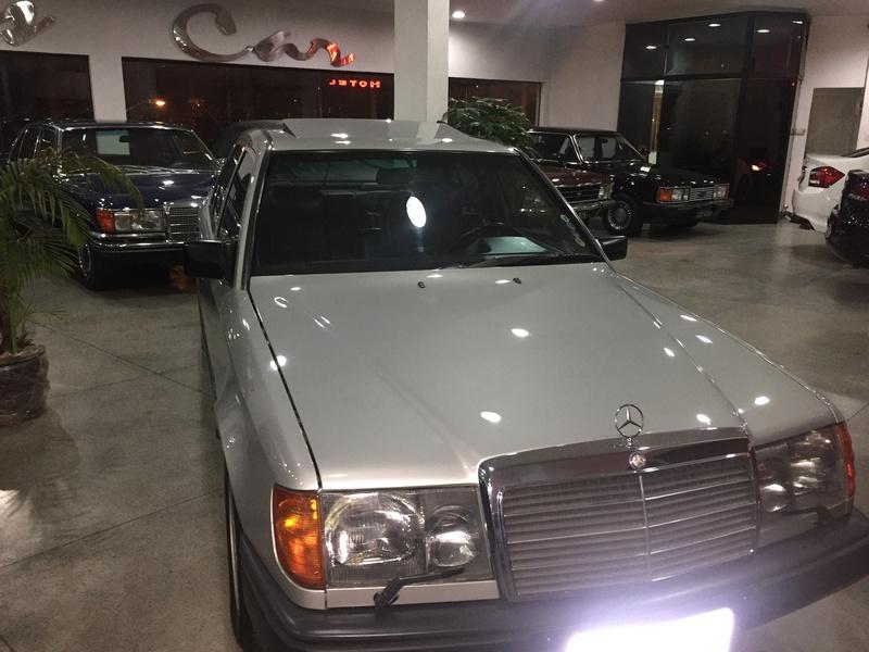 (VENDIDO): W124 300E 1990 R$29.900,00 Img_2013