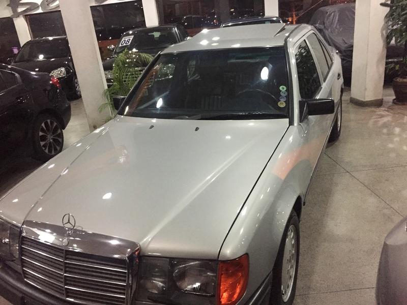 (VENDIDO): W124 300E 1990 R$29.900,00 Img_2014