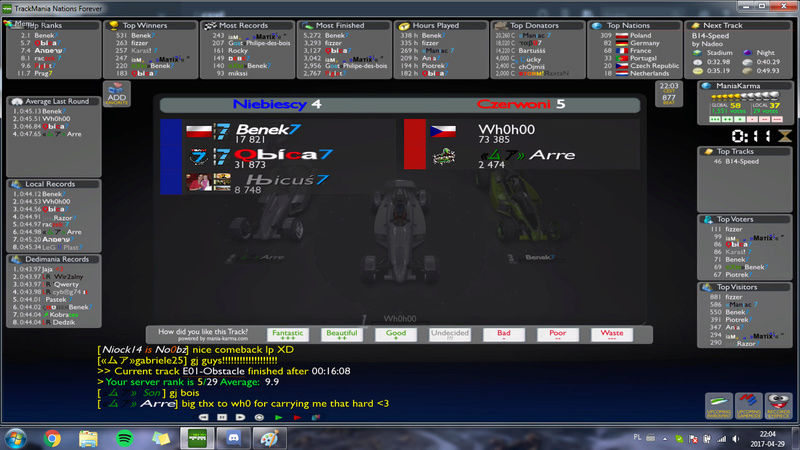 Tie-Breaker: LP vs. Team7 18195710