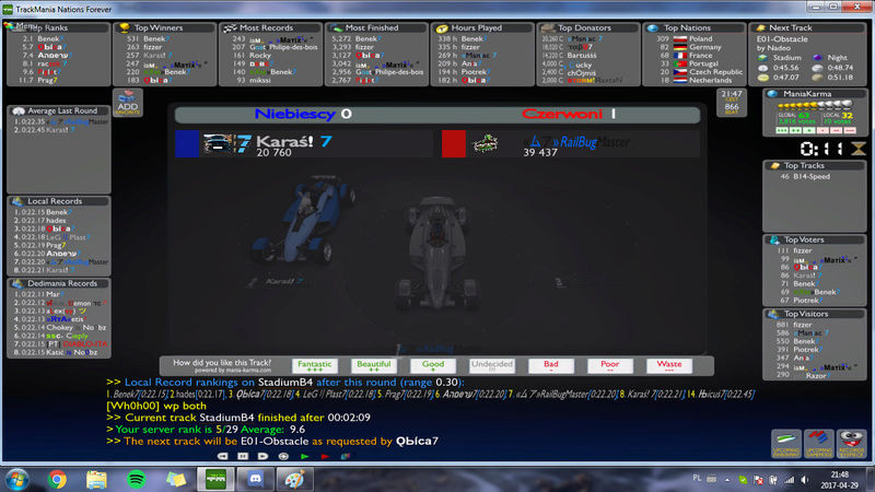 Tie-Breaker: LP vs. Team7 18209410