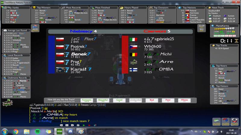 Tie-Breaker: LP vs. Team7 18216010