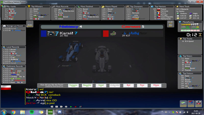 Tie-Breaker: LP vs. Team7 18236310