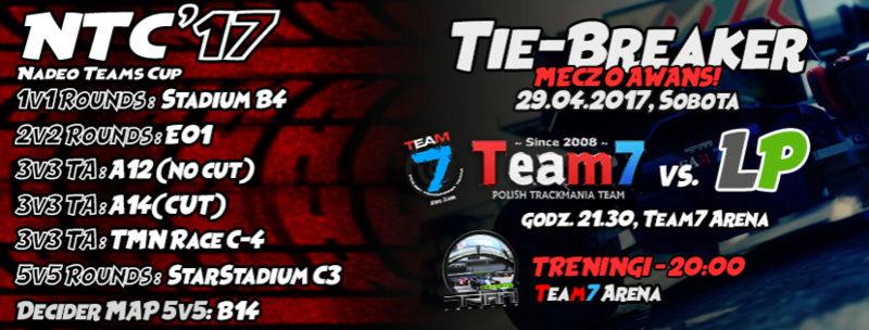 Tie-Breaker: LP vs. Team7 Poster10