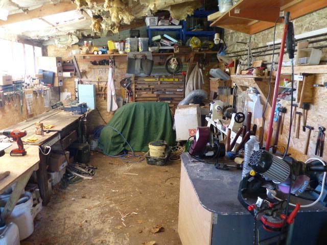 L'atelier actuel et un peu plus P1060912