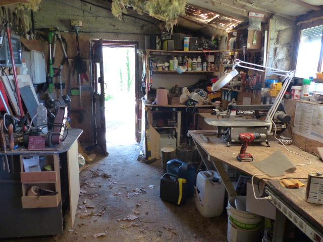 L'atelier actuel et un peu plus P1060913