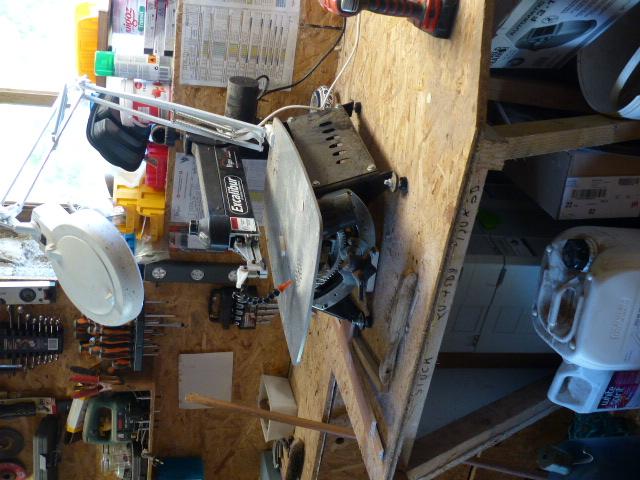 L'atelier actuel et un peu plus P1060915