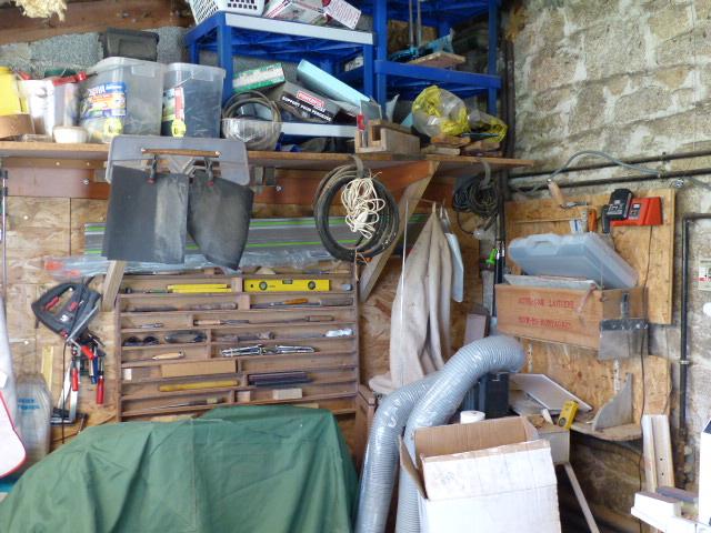 L'atelier actuel et un peu plus P1060916