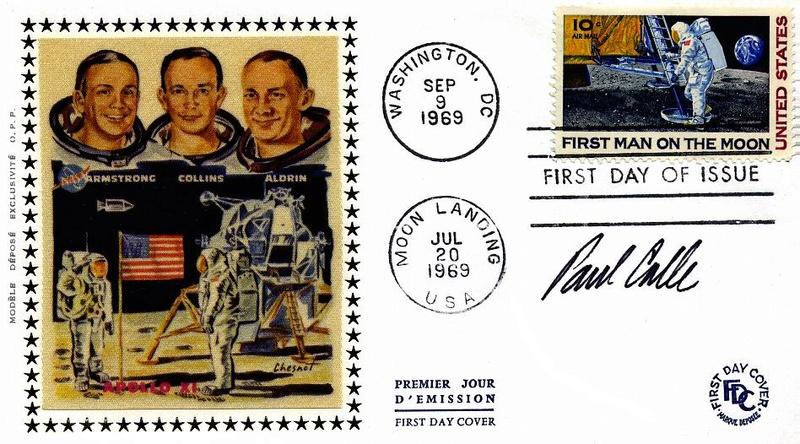 Enveloppe Apollo 11 1969_010
