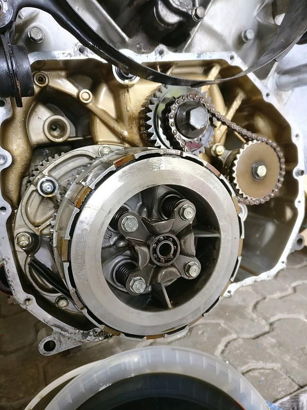 Instandsetzung und Neuaufbau CX500C - Seite 4 Demont13