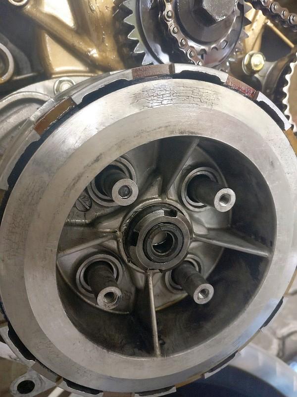 Instandsetzung und Neuaufbau CX500C - Seite 4 Demont14