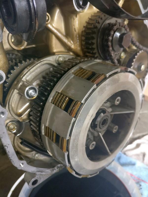 Instandsetzung und Neuaufbau CX500C - Seite 4 Demont15