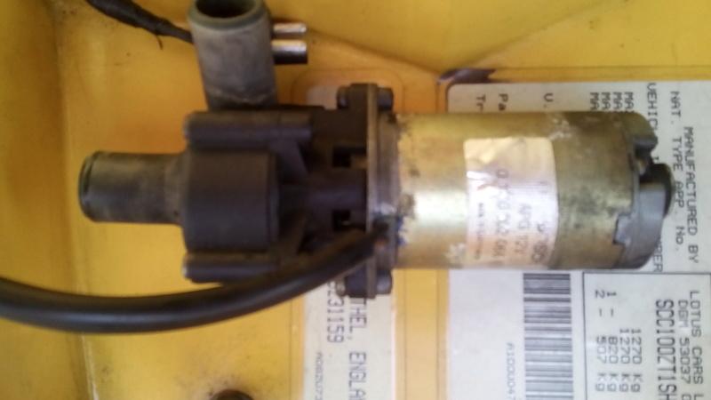 pompa acqua per lotus elan s2 Img_2012