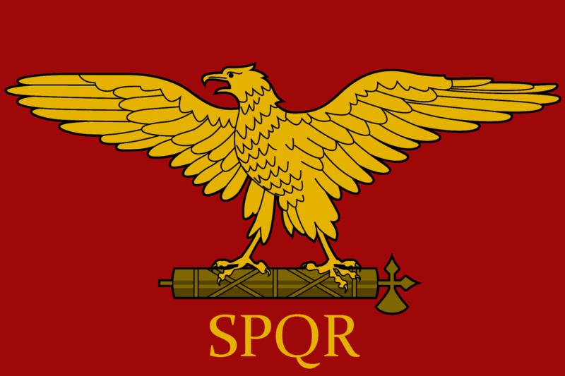 Roma Invicta Spqr10