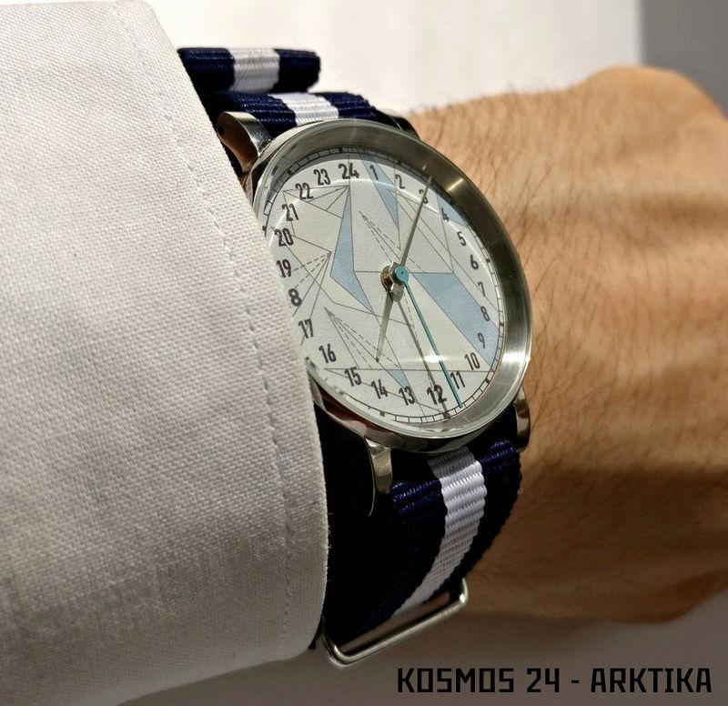 Kosmos 24 présente sa première collection Arktik13
